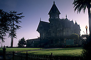 Carson Mansion, Eureka, Humboldt County, CALIFORNIA