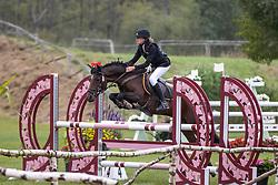 Jansen Femke, BEL, Bento<br /> Nationaal Kampioenschap LRV Ponies <br /> Lummen 2020<br /> © Hippo Foto - Dirk Caremans<br /> 27/09/2020