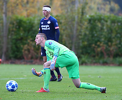 November 6, 2018 - London, England, United Kingdom - Enfield, UK. 06 November, 2018.Kyan Van Dorp of PSV Eindhoven.during UEFA Youth League match between Tottenham Hotspur and PSV Eindhoven at Hotspur Way, Enfield. (Credit Image: © Action Foto Sport/NurPhoto via ZUMA Press)