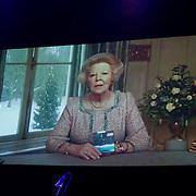 NLD/Amsterdam/201001211 - CD presentatie Jurk van Jeroen van Koningsbrugge en Dennis van der Ven,