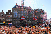 Koninginnedag 2007 in 's Hertogenbosch / Queensday 2007 in the city of 's Hertogenbosch<br />