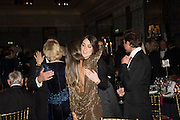MRS. CHARLES LANGTON: CHLOE HERBERT; , Cartier 25th Racing Awards, the Dorchester. Park Lane, London. 10 November 2015
