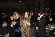 MRS. CHARLES LANGTON: CHLOE HERBERT; , Cartier 25th Racing Awards, the Dorchester. Park Lane, London. 10 November 2015