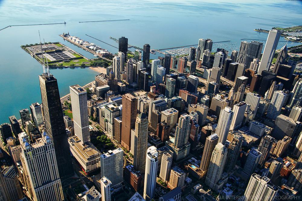 Downtown Chicago, Navy Pier & Monroe Harbor