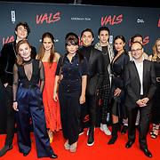 NLD/Utrecht/20190114 - Premiere Vals, cast