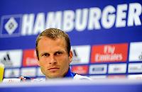 Fotball<br /> Tyskland<br /> Foto: Witters/Digitalsport<br /> NORWAY ONLY<br /> <br /> 31.07.2009<br /> <br /> Neuzugang David Rozehnal<br /> Fussball Hamburger SV, Praesentation des Neuzugangs