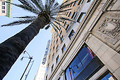 Tenants at the Taft Building in Hollywood