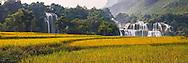 Vietnam Images-panoramic landscape-Cao Bang