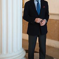 VENICE, ITALY - FEBRUARY 10:  Walter Hartsarich President of Fondazione Musei Civici di Venezia poses during a Portrait Session  on February 10, 2012 in Venice, Italy.  (Photo by Marco Secchi/Getty Images)