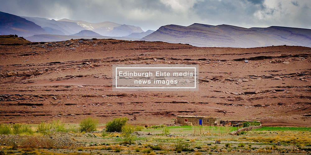 A view from the piste from Tamtetoucht to Msemrir, Morocco<br /> <br /> (c) Andrew Wilson | Edinburgh Elite media