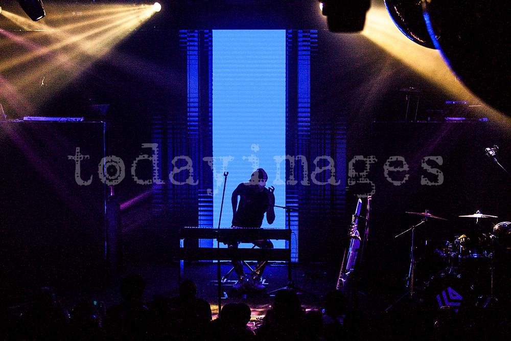 Spanish band, LA CASA AZUL presents his latest album at the concert hall 8 y medio