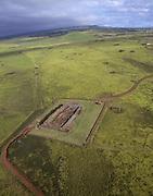 Mookini Heiau, North Kohala, Island of Hawaii