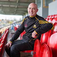 Ballyea Manager Robbie Hogan
