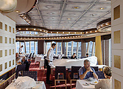 COSTA CROCIERE: sala principale per la cena e colazione buffet. the main room , saloon for a la carte  dinner and buffet breakfast