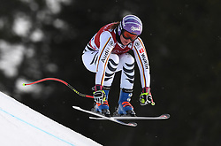 30.11.2017, Lake Louise, CAN, FIS Weltcup Ski Alpin, Lake Louise, Abfahrt, Damen, 3. Training, im Bild Viktoria Rebensburg (GER) // Viktoria Rebensburg of Germany in action during the 3rd practice run of ladie's Downhill of FIS Ski Alpine World Cup at the Lake Louise, Canada on 2017/11/30. EXPA Pictures © 2017, PhotoCredit: EXPA/ SM<br /> <br /> *****ATTENTION - OUT of GER*****