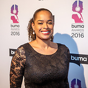 NLD/Hilversum/20160215 - Buma Awards 2016, Chaira Borderslee