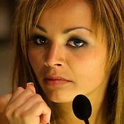 NLD/Eemnes/20080522 - Finale RTL programma de Gouden Kooi, Amanda Balk