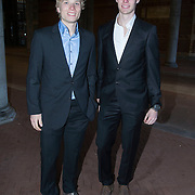 NLD/Amsterdam//20140325 - Schaatsgala 2013, Pim Schipper en Gerben Jorritsma