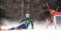Tonetti Riccardo (ITA) during the Audi FIS Alpine Ski World Cup Men's Giant Slalom at 60th Vitranc Cup 2021 on March 13, 2021 in Podkoren, Kranjska Gora, Slovenia Photo by Grega Valancic / Sportida