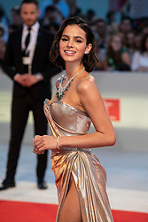 Bruna Marquezine walks the red carpet ahead of The Sisters Brothers screening during the 75th Venice Film Festival at Sala Grande on September 2, 2018 in Venice, Italy. Photo by Marco Piovanotto/ABACAPRESS.COM
