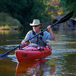 Paddling the Potomac river from Point of Rocks to Catoctin