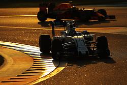 Rennen des Grand Prix von Abu Dhabi auf dem Yas Marina Circuit / 271116<br /> <br /> ***Abu Dhabi Formula One Grand Prix on November 27th, 2016 in Abu Dhabi, United Arab Emirates - Racing Day *** <br /> <br /> Valtteri Bottas (FIN) Williams F1 Team <br /> 27.11.2016. Formula 1 World Championship, Rd 21, Abu Dhabi Grand Prix, Yas Marina Circuit, Abu Dhabi, Race Day.