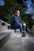 Tom Kummer, Journalist und Buchautor. © Adrian Moser