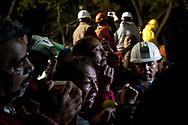 La madre di una dispersa critica la gestione dell'emergenza.