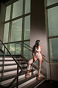 Tamica Lee portrait at NOLA Media Group at Canal Place in New Orleans on Tuesday, July 11, 2017. (Photo by Chris Granger, NOLA.com | The Times-Picayune)