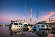 Santa Barbara Marina.
