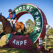 Phillip Dutton (USA) and Z at the Grand-Prix Eventing at Bruce's Field in Aiken, South Carolina.