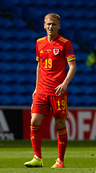 CARDIFF, WALES - Sunday, September 6, 2020: Wales' Matthew Smith during the UEFA Nations League Group Stage League B Group 4 match between Wales and Bulgaria at the Cardiff City Stadium. (Pic by David Rawcliffe/Propaganda)