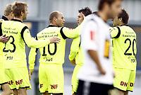 Fotball ,19. september 2011 , Addecoligaen , 1. divisjon Asker - Bryne 1-1<br /> Kai Ove Stokkeland , Bryne<br /> Kai Risholt , Bryne<br /> Sverre Larshus Larsen ,(23) Bryne