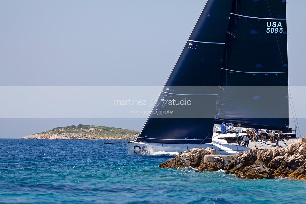 Sibenik 52 SUPER SERIES Sailing Week Owners/Helsman
