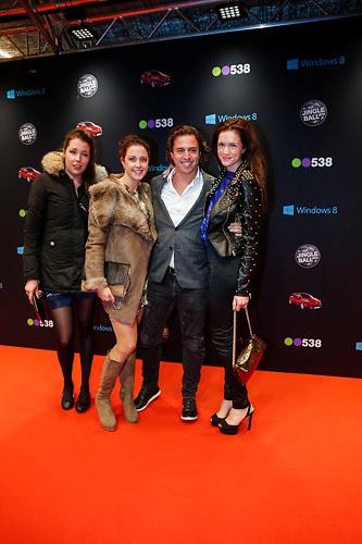 NLD/Amsterdam/20121222 - Inloop 538Jingleballs 2012, Marly van der Velden