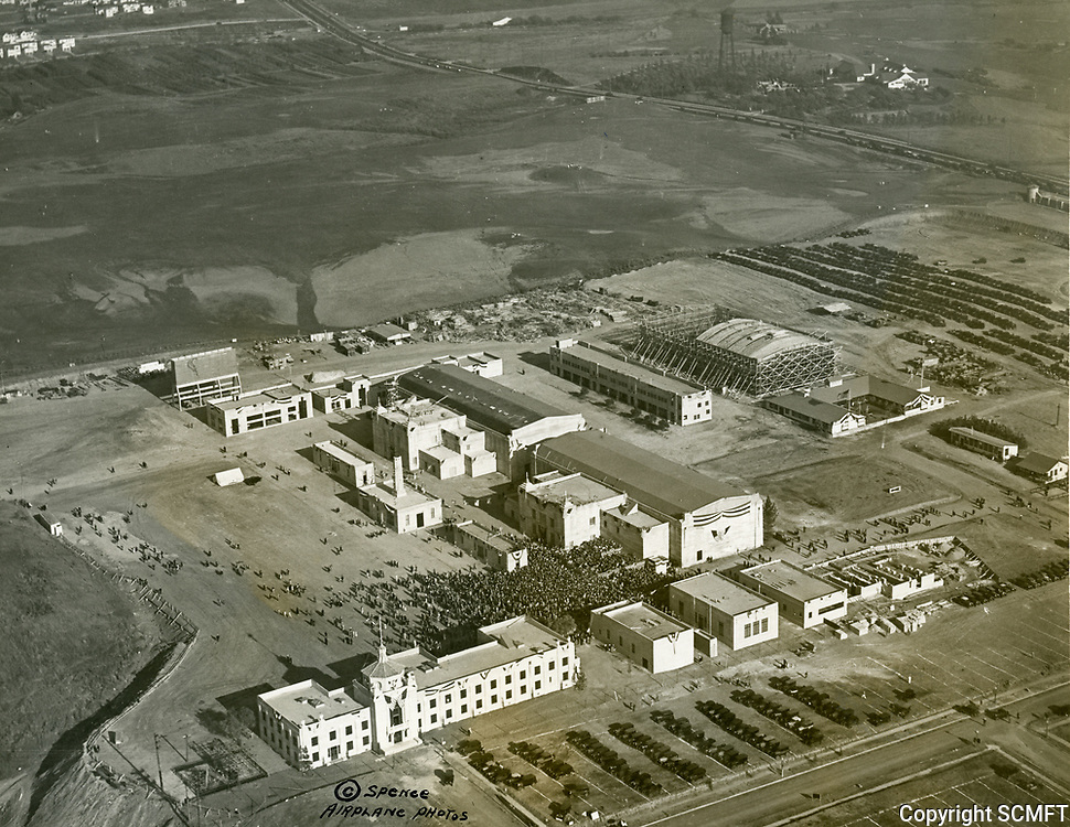 1929 Fox Hills Studio