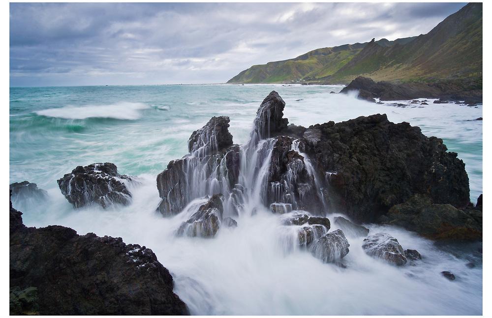 Cape Palliser, Wairarapa.