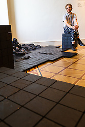 Sweden's entry to The London Design Biennale 2018 Coal: Post-Fuel considers an alternative future for the material that powered the industrial age, and shows that even dirty old coal has an emotional value.<br /> <br /> A highlight of the global design calendar, London Design Biennale will see some of the world's most exciting and ambitious designers, innovators and curators gather in the capital to show how design impacts our very being and every aspect of our lives. <br /> <br /> This year, London Design Biennale takes place from 4-23 September at Somerset House. In response to the theme Emotional States, 40 countries, cities and territories from six continents will exhibit engaging and interactive design installations across the entirety of Somerset House. In an exhibition of outstanding ideas and creativity, international design teams will illustrate how design can challenge, delight, educate and surprise. London, September 03 2018.