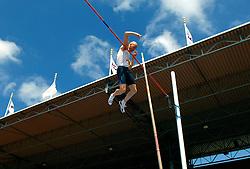 01-07-2007 ATLETIEK: NK OUTDOOR: AMSTERDAM<br /> Laurens Looije<br /> ©2007-WWW.FOTOHOOGENDOORN.NL
