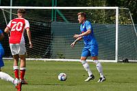 Paul Turnbull. Stockport County 0-2 Fleetwood Town. Pre-Season Friendly. 15.8.20