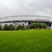 West Ham United Football Club at Queen Elizabeth Olympic Park, London, UK 11 September 2018.