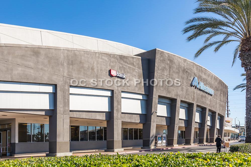 Albertsons Grocery Store Costa Mesa California