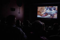 Premiere of documentary movie Mima about Slovenian tennis player Mima Jausovec, on November 9, 2015 in Kinoteka, Ljubljana, Slovenia. Photo by Vid Ponikvar / Sportida