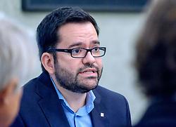 Roger Acbinyana, responsible for International relationships in the Catalan Government<br /> <br /> <br /> <br /> <br /> (c) Andrew Wilson | Edinburgh Elite media