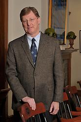 Al Sample | Association of Yale Alumni Profile Portrait by James R Anderson