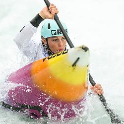 20210418: SLO, Kayak&Canoe - European Open Canoe Slalom Cup Tacen 2021