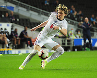 Football - 2023 UEFA European Under-21 Championship - Qualifying - Group G - England vs Kosovo - Stadium MK - Tuesday 7th September 2021<br /> <br /> Conor Gallagher of England<br /> <br /> Credit : COLORSPORT/Andrew Cowie