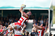 Saracens v Gloucester Rugby 111014