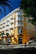 The fully restored Bristol Hotel, Opatija, Croatia