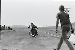 Belle Fourche Drags. SD. 1986<br /> <br /> Limited Edition Print from an edition of 15. Photo ©1986 Michael Lichter.